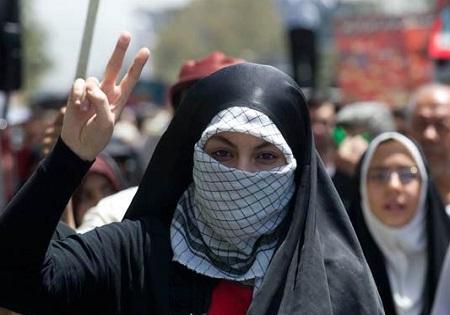 بعد از سیلی موشکی سپاه نوبت به سیلی ملت ایران در روز قدس است