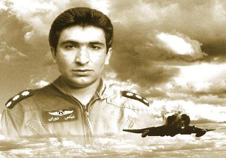 خلبانی که آمادگیش را برای نبرد با صهیونیستها اعلام کرد+تصاویر