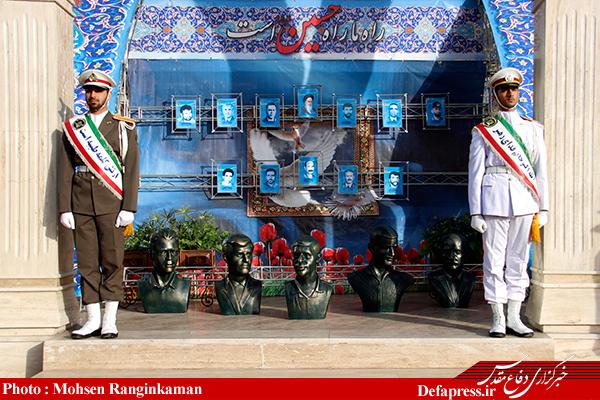 عکس رهبری سپاه