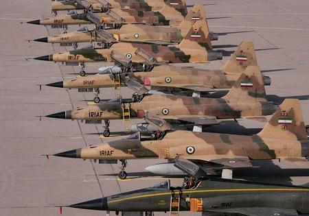 تجهیز جنگندههای ایران به موشکهای کروز نقطهزن با موتور جت + عکس