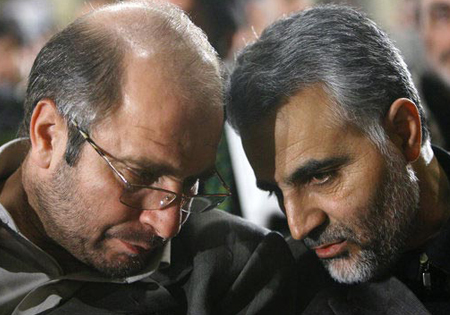 وقتی سرداران ایرانی در جنگ با صدام، فرمانده نیروهای عراقی و شهردار کربلا میشوند