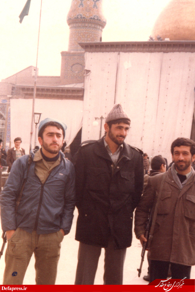 Image result for شهید یوسف قناعت