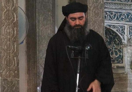 حمله مشکوک آمریکا به مقر مخالفان البغدادی