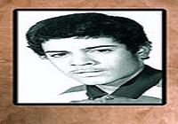 پدر شهید معمارزاده در حال دفن پسر+عکس