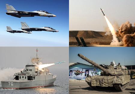 از آمادهسازی جدیدترین پروژه پدافند هوایی تا هشدار سرلشکر فیروزآبادی به حامیان داعش