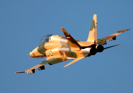 هواپیمای جنگنده صاعقه 2
