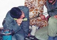 عکسی دیده نشده از شهید محمود کاوه فرمانده لشکر ویژه شهدا