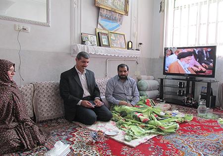جانبازان باعث شکوفایى انقلاب اسلامی هستند