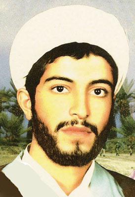 Image result for شهیدی که از بهشت برای فرزندش نامه نوشت  شهید محمود رضا ساعتیان