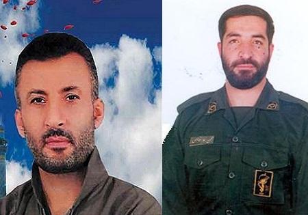 شهادت دو مدافع حرم دیگر در سوریه