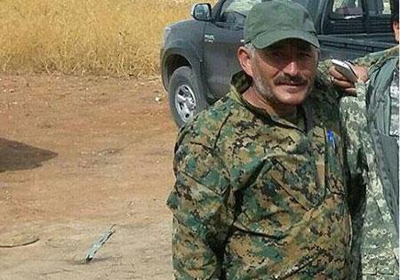شهادت یکی دیگر از رزم آوران مدافع حرم در سوریه