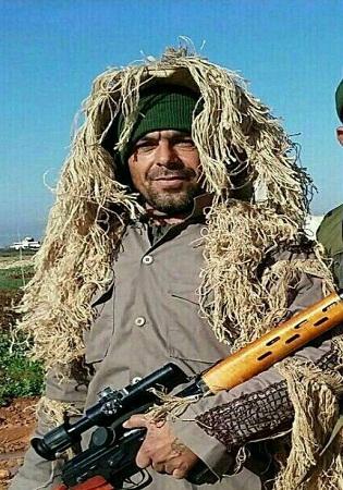 شهید حبیب رحیمی منش