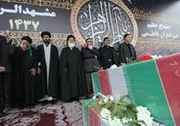 خیبریون و بدریون در مشهد تشییع و به خاک سپرده شدند+تصاویر