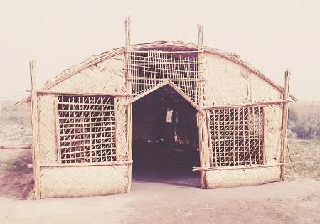 طراحی اتاق عملیات طریق القدس در یادمان چذابه
