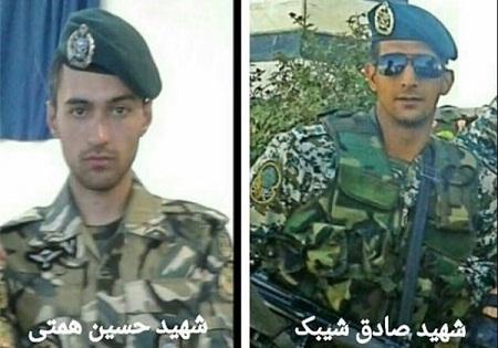 سروده تقدیمی به شهدای مدافع حرم ارتش/ قوم تکاور، ارتشی؛ کابوس قوم داعشی