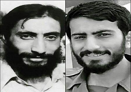 شباهت کم نظیر شهدای دفاع مقدس و مدافع حرم+تصویر