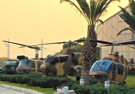 بازدید از تالارهای باغ موزه دفاع مقدس رایگان شد
