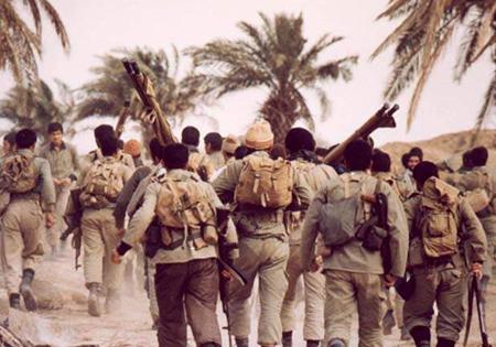 رزمندگان دفاع مقدس