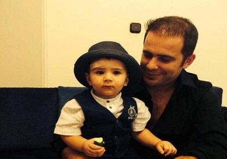 عکس/وصیت خلبان شهید ناظریان به پسرش