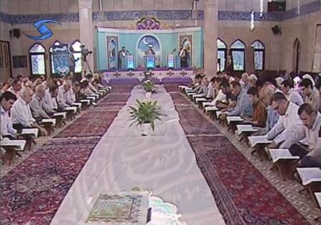 مراسم تلاوت نور در اردوگاه شهدای هفتم تیر رامسر برگزار میشود