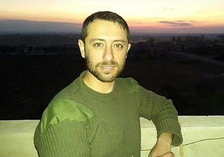 دوشنبه 31 خرداد/ وداع با پیکر شهید مدافع حرم حسین مشتاقی
