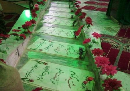 تکمیل 9 یادمان شهدای گمنام استان سمنان در سال 96-95