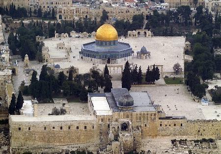 طرح صهیونیستها برای تخریب مسجدالاقصی و ساخت «معبد سوم»