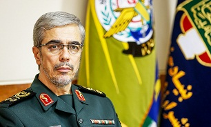 Major General Bagheri travels to Syria