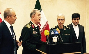 Expansion of military cooperation between Iran and Turkey /A referendum in northern Iraq is not acceptable