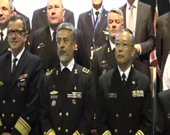 Film / Welcome to the Navy Commander at the International Italian Conference