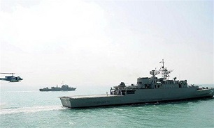 Iran, Russia Navies to Boost Cooperation in Caspian Sea