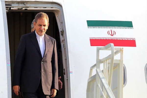 VP Janagiri lands in Iraqi city of Najaf