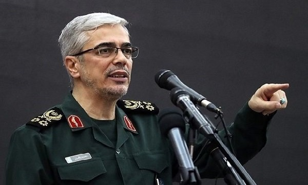 There is no Israel at all, no capital is defined for it: Bagheri