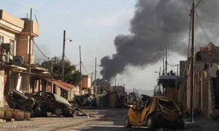 Iraqi forces kill over 170 ISIL militants in Mosul battle on Monday