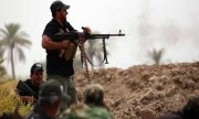 Iraq's Shia forces reach Syrian border in anti-ISIL offensive