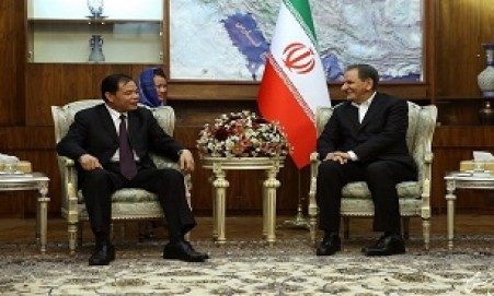 Iran Ready to Meet Vietnam's Energy Demands