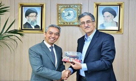 Tehran-Jakarta trade turnover to quintuple