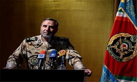 Iran's Army Aerial Vehicles to Control Borders