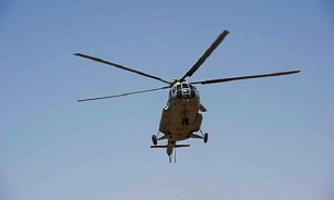 UAE Military Chopper Crashes in Southern Yemen