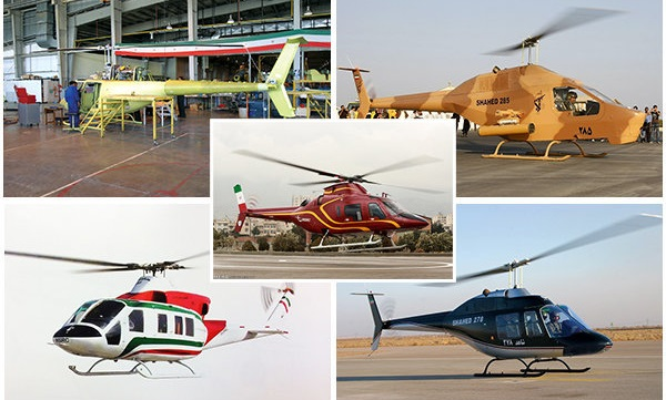 Iran owns strongest helicopter fleet in ME: Army Aviation chief