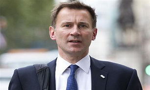 Jeremy Hunt Suggests He Wants to Succeed Theresa May as Prime Minister