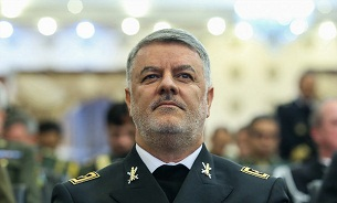 Iran's naval chief meets with military delegations in Tehran