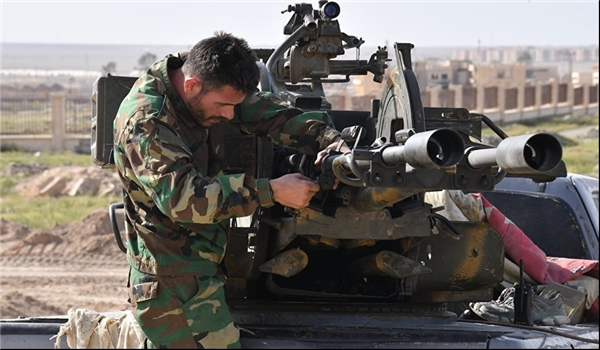 Syria in Last 24 Hours: Army Preempts ISIL's Heavy Offensive in Southeastern Homs