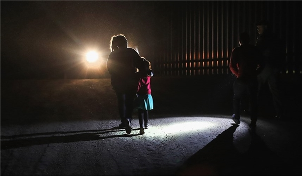 UN: US Must Stop Separating Immigrant Children from Parents