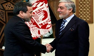 Iran Backs Afghan Gov't-Taliban Peace Talks