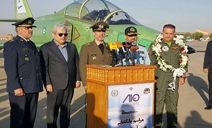 Homegrown 'Yasin' fighter jet proved ineffectiveness of sanctions: Defense min.