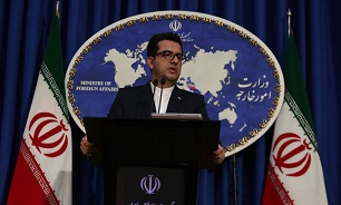 Spokesman reacts to NATO chief's anti-Iran remarks