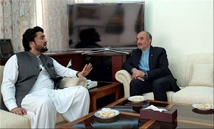 Pakistani Minister Stresses Cooperation with Iran for Regional Peace