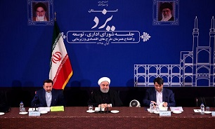 Iran open to talks but not to bowing to pressures