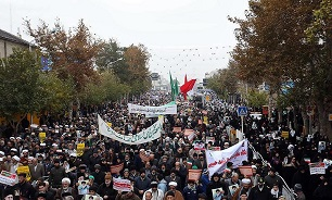 Iranians Held Rallies in Support of Establishment after Friday Prayers